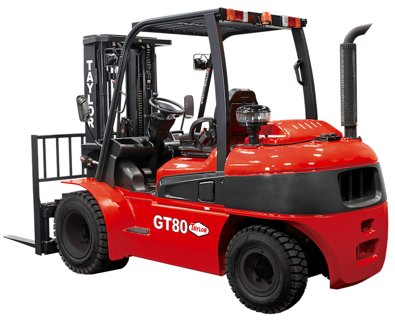 Taylor Forklifts Of Texas