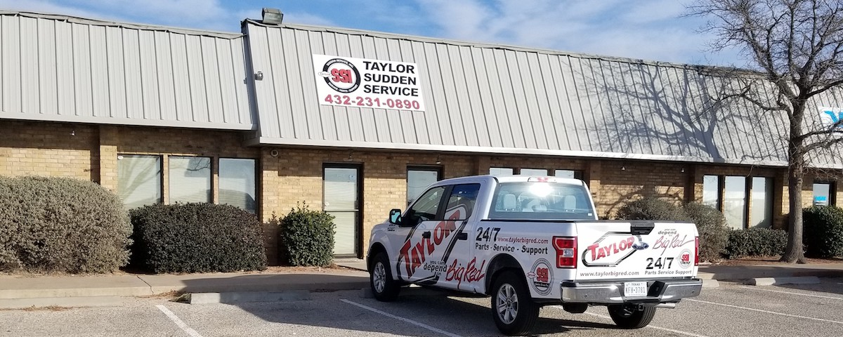 Taylor Factory Store Odessa, Texas